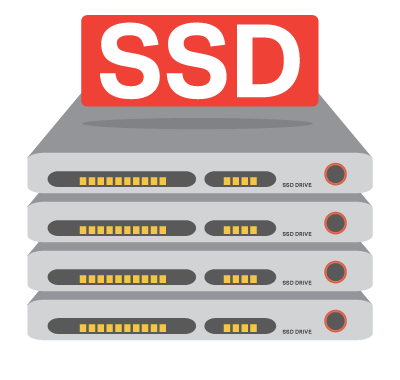 New Hosting SSD IIX